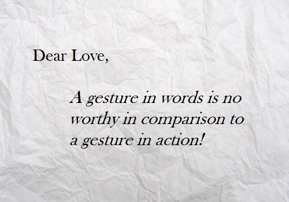 Quotes: Dear Love