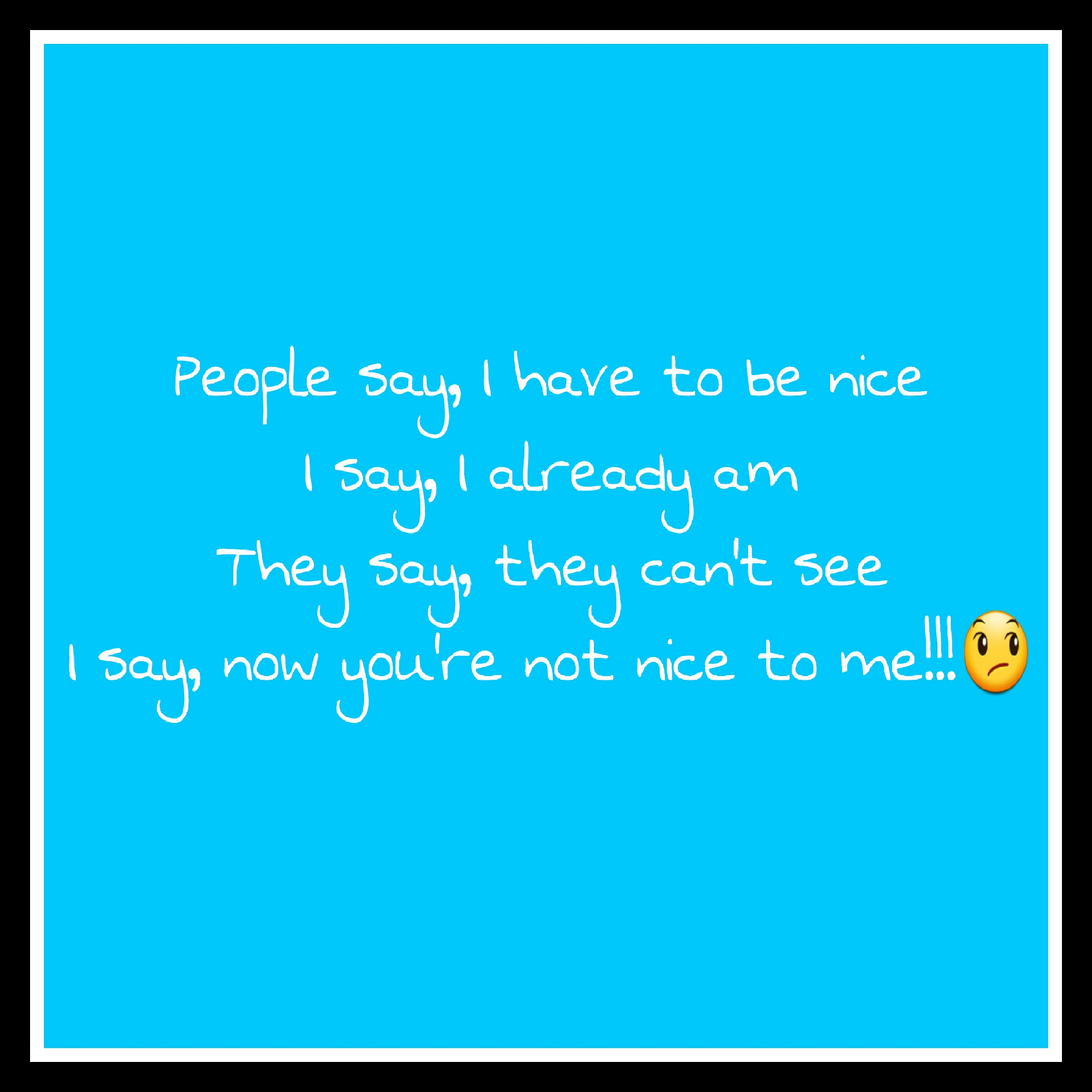 Quotes: People Say