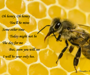 Poetry: Bee