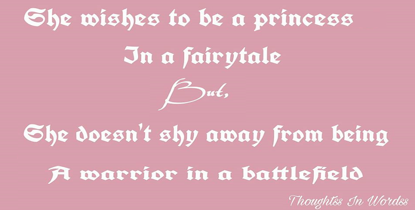Princess_Quotes_Thoughtss In Wordss
